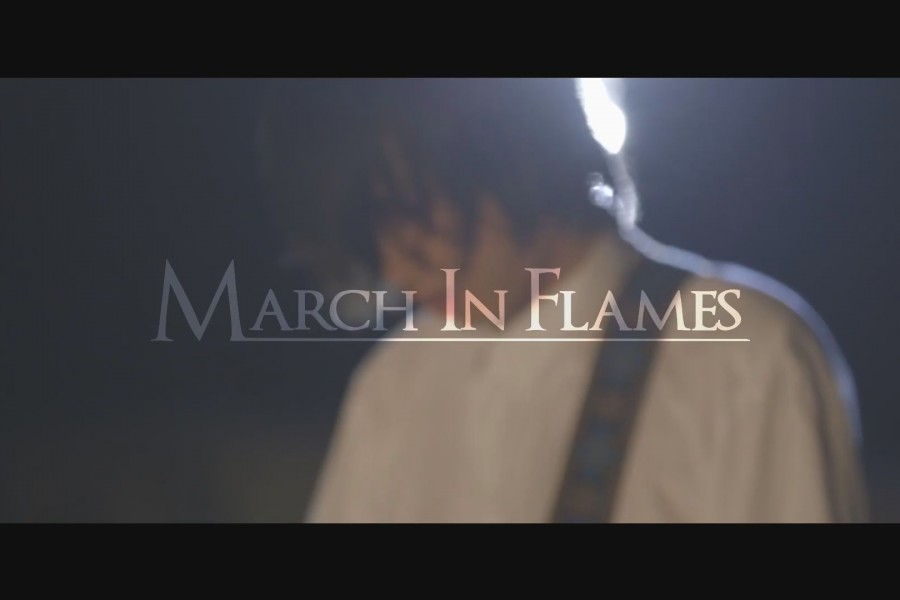 March In Flames【流れ星】MusicVideo